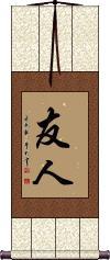 Yujin Wall Scroll