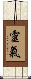 Reiki Wall Scroll
