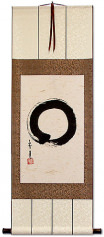Enso Japanese Symbol - Wall Scroll