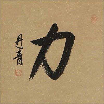 plancibumkind chinese symbol for love and strength