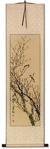 Spring Rhythm - Wall Scroll