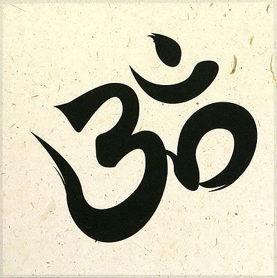 "See how ""Om Symbol - Hindu / Buddhist Print"" would look after being professionally framed"