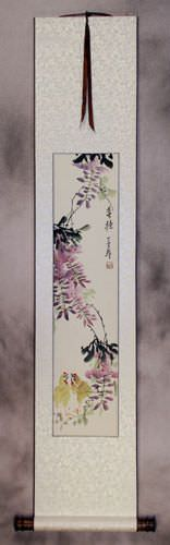 Spring Beauty - Wall Scroll
