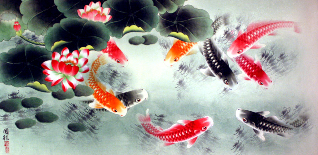 Phrase asian koi paintings duly answer