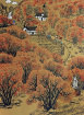 Harvest in the Deep Mountain<br> Folk Art Asian Art