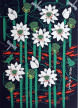 Little Fish in Lotus Flower Pond<br>Chinese Folk Art Painting