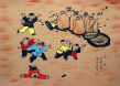 Children at Play<br>Chinese Peasant Painting