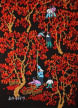 Jujube Picking<br>Chinese Folk Art Painting