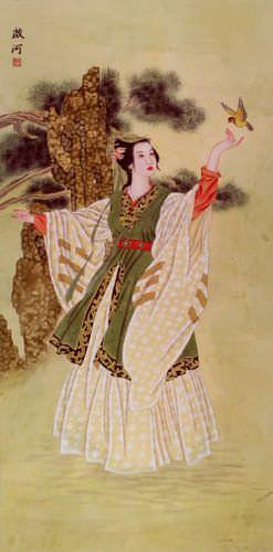 Doumu - Wikiwand   Taoism Women