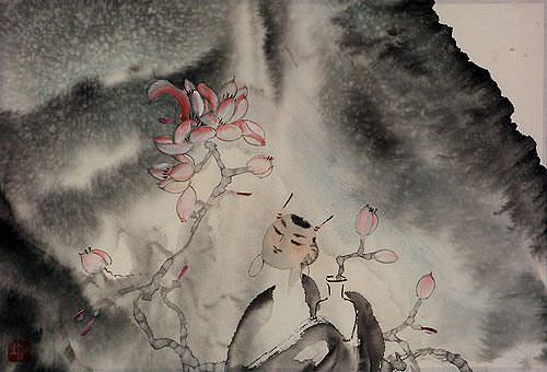Abstract Modern Chinese Art