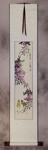 Spring is Here<br>Wall Scroll